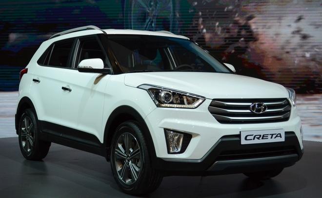 Hyundai Creta стал самым популярным кроссовером в России по итогам октября