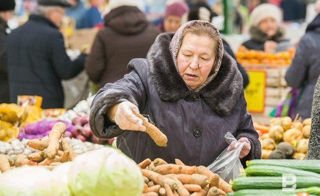 10% граждан России нехватает денежных средств даже напродукты