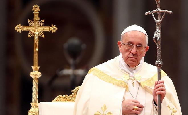 Папа Римский пообщался сбывшими проститутками ипопросил уних извинения