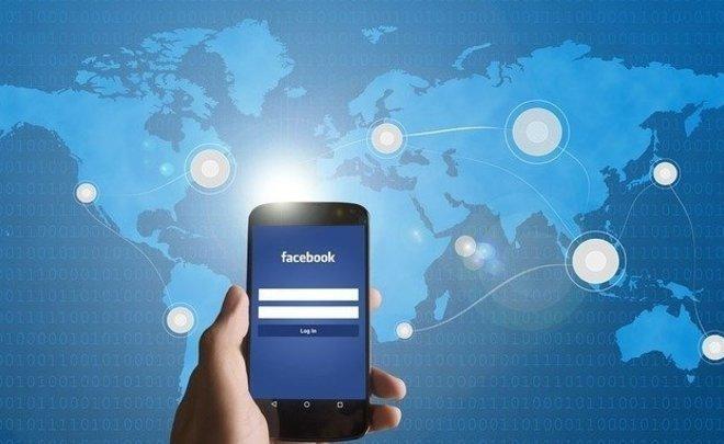 Юзеры говорили о сбое вработе фейсбук