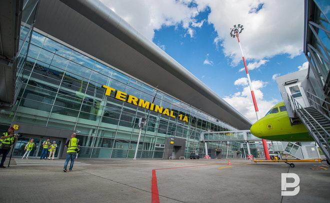 Пассажиропоток аэропорта «Казань» вначале года вырос на25%