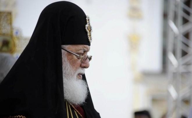 СМИ проинформировали о вероятной попытке отравления патриарха Грузии ИлииII