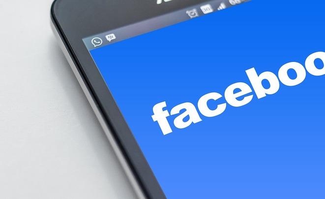 В фейсбук возникла возможность входа при помощи электронного ключа