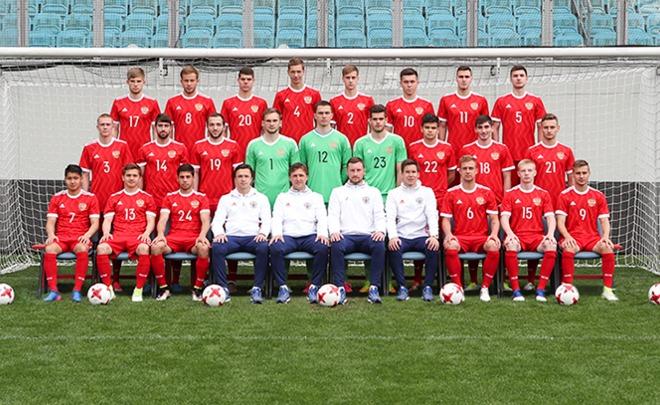 Игроки «Рубина» Жемалетдинов иАхметов вошли врасширенный список сборной U21