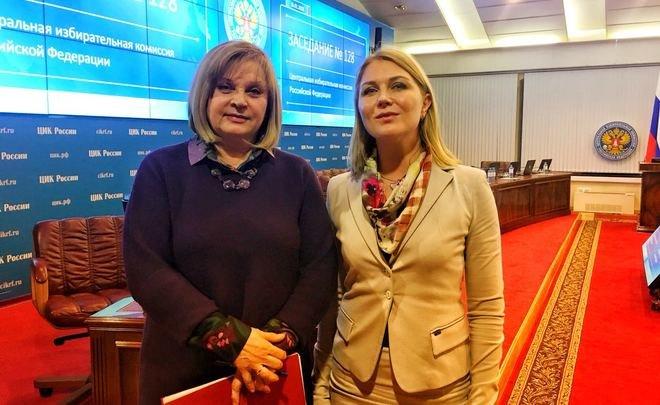 ЦИК позволил Ирине Волынец начать президентскую избирательную кампанию