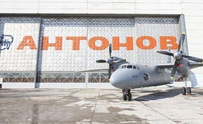 Кабмин ликвидировал авиастроительный концерн «Антонов»