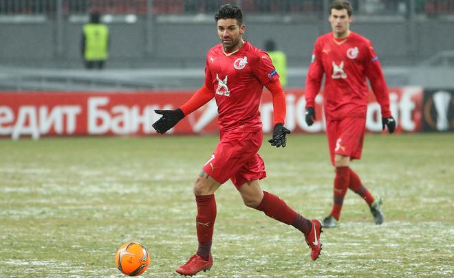 Благой Георгиев стал футболистом «Оренбурга»