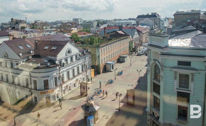 Неменее 2-х млн туристов посетили Казань вследующем году