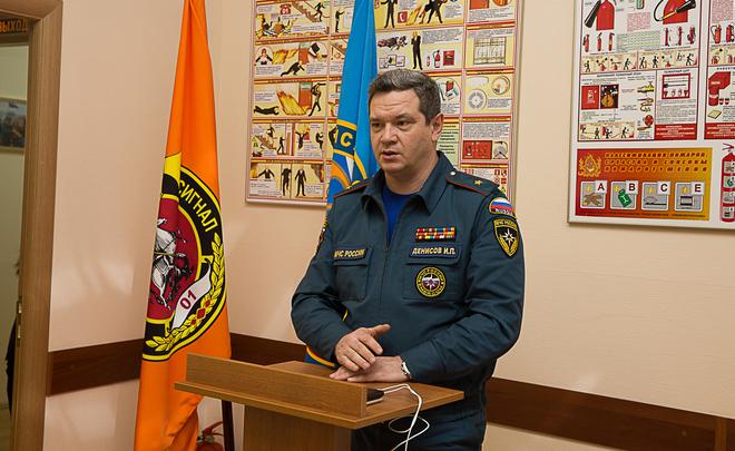 Начальника московского главка МЧС могут сократить после смерти 8-ми пожарных