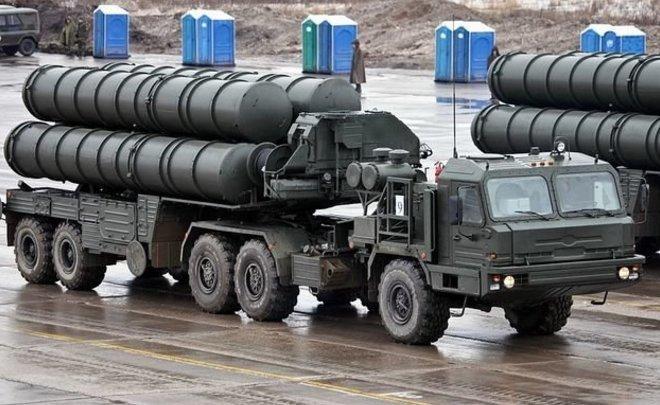В нынешнем 2018  русские  ВКС получат три полковых набора  С-400