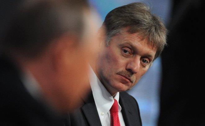 Песков прокомментировал причастность В. Путина ккибератакам вСША