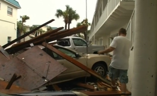 НаГаити объявлен трехдневный траур пожертвам урагана «Мэттью»