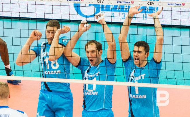 «Зенит» победил «Фридрихсхафен», одержав 3-ю победу подряд вЛЧ