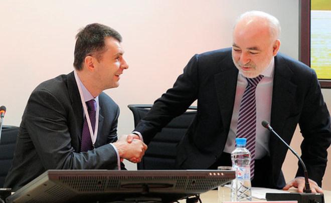 Вексельберг выкупит долю Прохорова в Русале за $700 миллионов