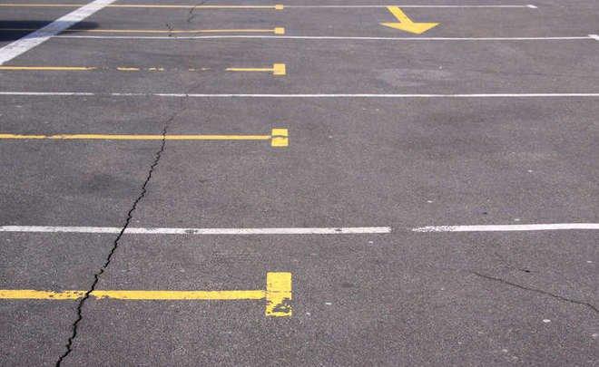 Остановившихся научастке дороги сразметкой «вафельница» водителей будут облагать штрафом