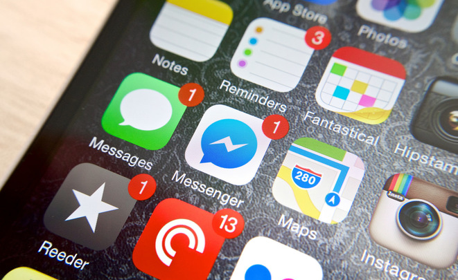 Жители России забросили SMS из-за мессенджеров