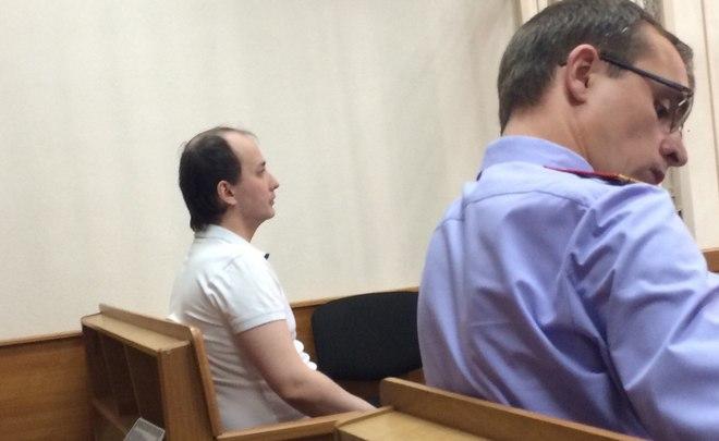 Суд продлил аресты Роберта Мусина иРамиля Насырова до16октября