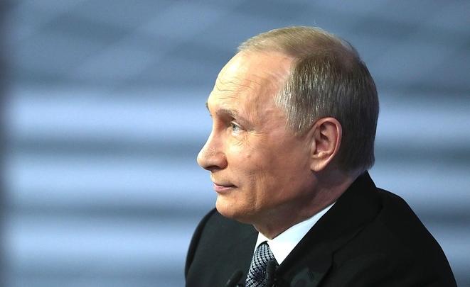 Путин обсудил сСовбезом результаты переговоров поСирии вАстане