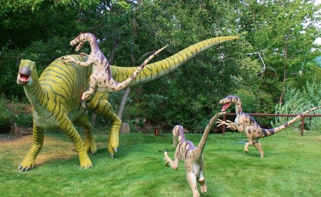Минниханов: ВКазани откроют парк динозавров