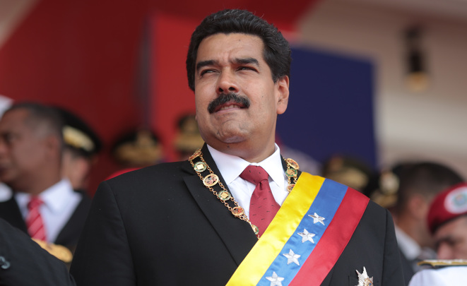 Мадуро заявил опопытке госпереворота вВенесуэле