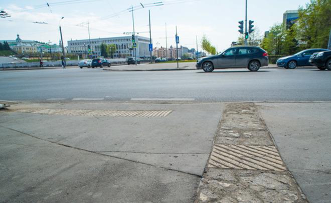 Казань угодила втройку более приспособленных для людей сограниченными возможностями городов Российской Федерации