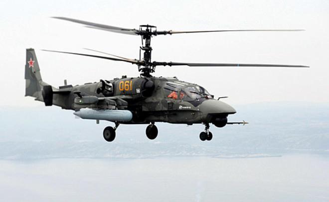 Вовремя учений вертолет случайно разбомбил склад