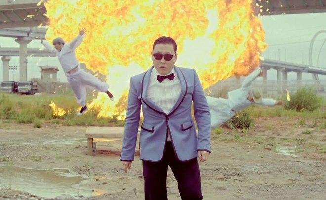 Gangnam Style впервый раз за 5 лет перестал быть наиболее популярным видео YouTube