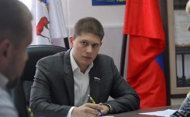 Олег Сорокин сложил полномочия депутата Законодательного собрания Нижегородской области