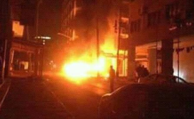 Afrigatenews: заминированный автомобиль взорвался упосольств Италии иЕгипта вТриполи