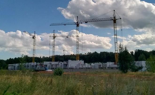 Строители Татарстана выполнили план повводу жилья на102%