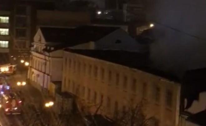 Дом Свешникова: ВКазани зажегся объект культурного наследства