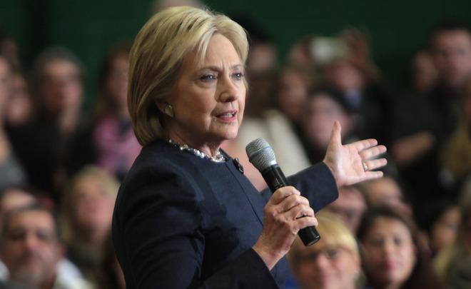 Клинтон обвинила всвоем поражении навыборах руководителя ФБР