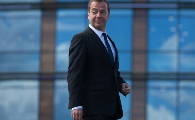 Медведев приравнял санкции кинструментам конкурентной борьбы