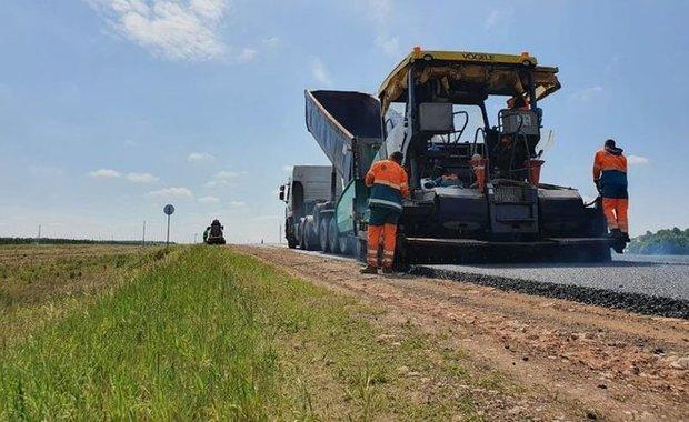 В Татарстане отремонтировали участок дороги Уланово — Каратун