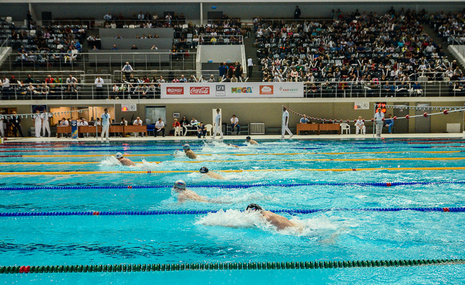 Чимрова выиграла чемпионат РФ поплаванию с общенациональным рекордом