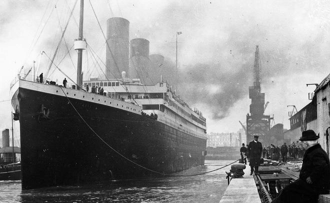 В КНР построили корпус копии «Титаника» для туристов внатуральную величину