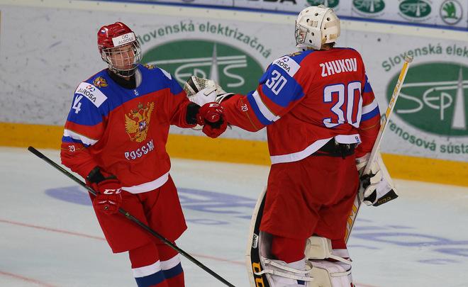 Липанов: бронза юношескогоЧМ будет триумфом для русских хоккеистов
