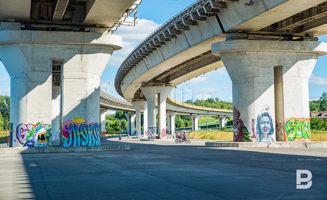 Казанский «АкБарс» заявляет конкурс эскизов граффити-рисунков