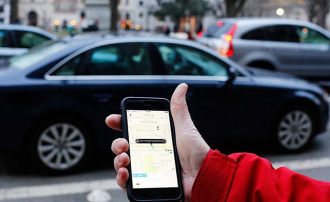 Uber откажется ототслеживания геолокации пользователей