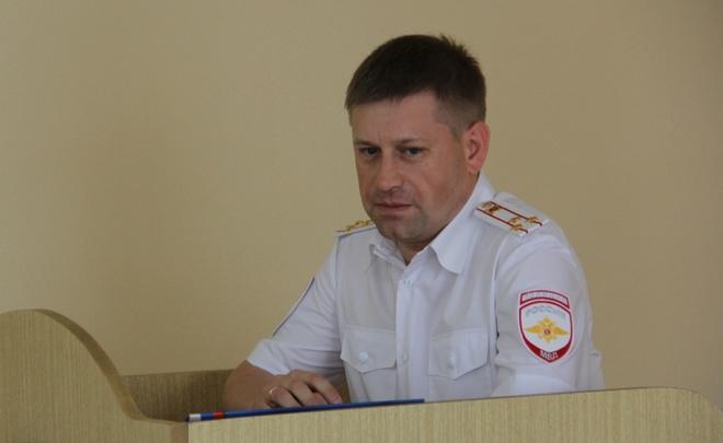 ВКазани ставят нового начальника городской милиции