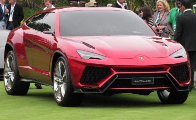 В РФ 2017 год выдался успешным для Lamborghini