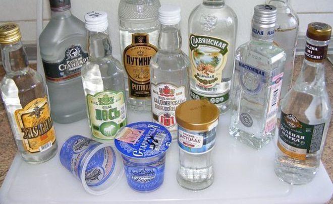 Минэкономразвития собирается отменить ГОСТ для алкоголя