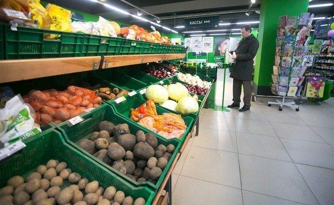 Продукты в Российской Федерации ссамого начала года дорожают втрое скорее, чем в EC