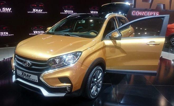 В России производство легковых машин выросло на 21% в 2017 году