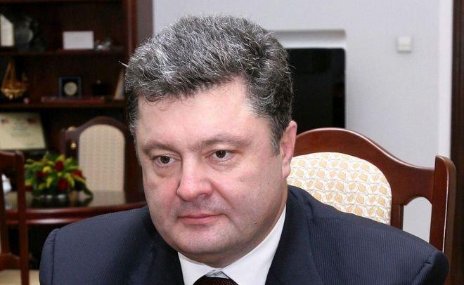 Больше всех хочу снять санкции с Российской Федерации — Признание Порошенко