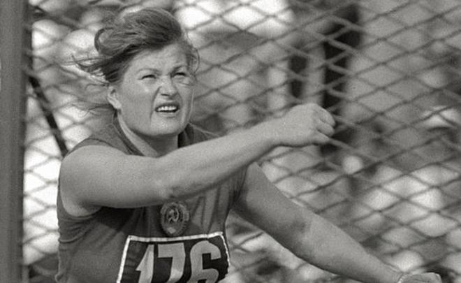 Скончалась первая олимпийская чемпионка СССР Нина Пономарева