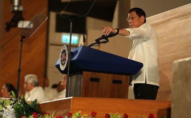 Президент Филиппин назвал Трампа «реалистом ипрагматичным мыслителем»