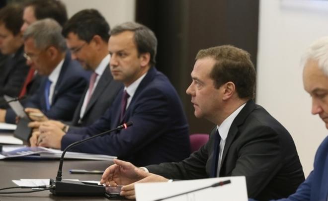 Медведев проведет вНовгороде совещание совета поинновациям