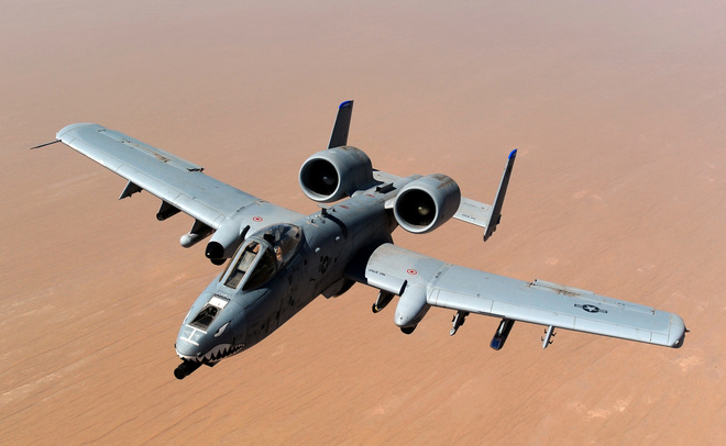 ИГ заявляет, что сбило американский самолет вСирии