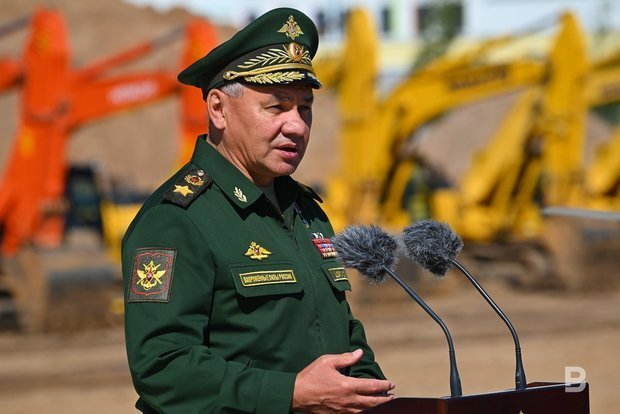 Шойгу обсудил с президентом Абхазии вопросы союзничества и безопасности в Закавказье